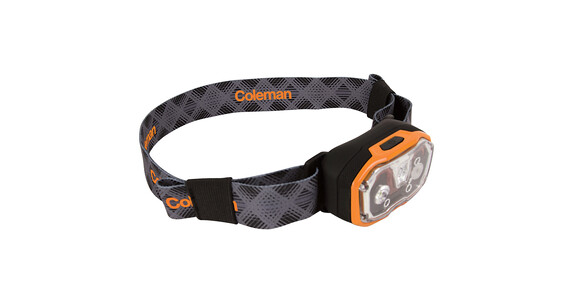 Coleman CXP+ 200 LED - Lampe frontale - gris/orange